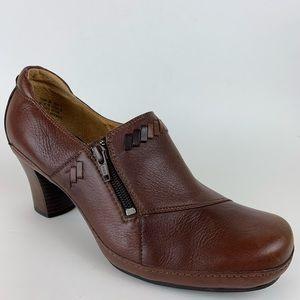 Clarks Artisan Collection Alethia Leather Booties